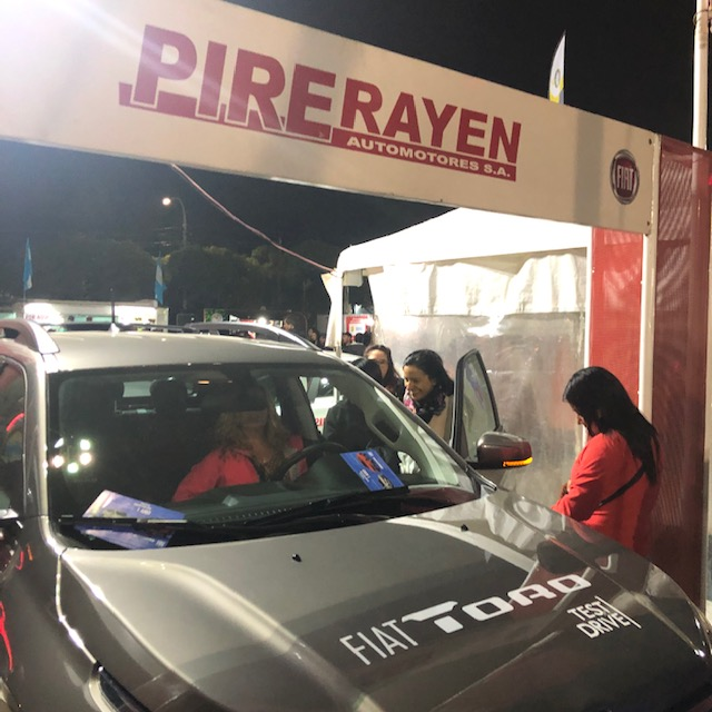 Dia 1 expo plottier 2019 Pire Rayen